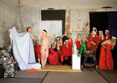 (2009) Phryne vor den Richtern