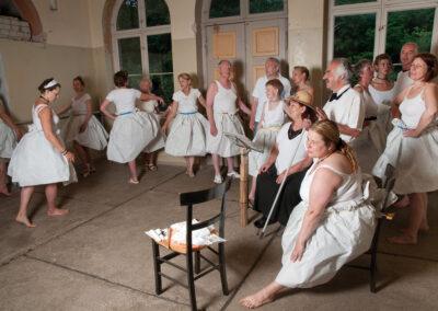 (2010) Ballettsaal der Oper...